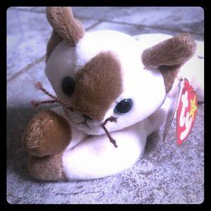 Snip The Siamese Cat Ty Beanie Baby